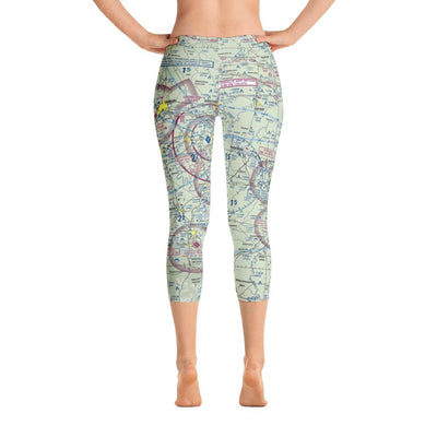Louisville Sectional Capri Leggings - RadarContact