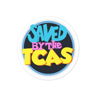 Saved by the TCAS Sticker