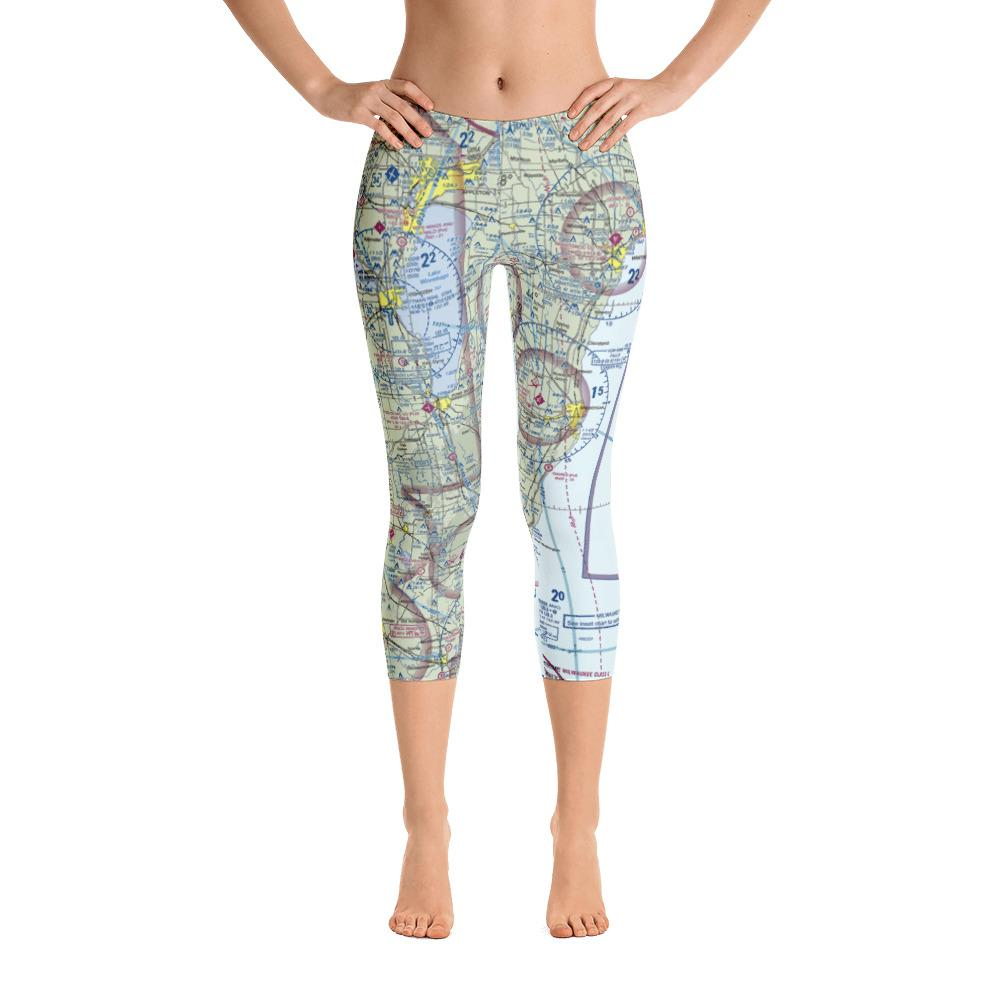 Oshkosh Sectional Capri Leggings