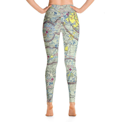 Nashville Sectional Yoga Leggings