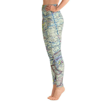 Ottawa Sectional Yoga Leggings