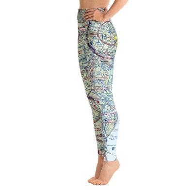 Savannah Sectional Yoga Leggings
