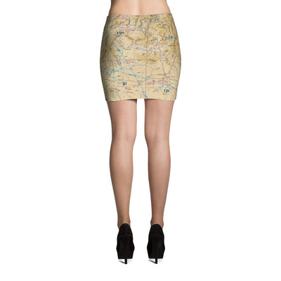 Boise Sectional Mini Skirt - RadarContact