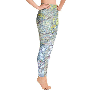 Philadelphia Sectional Yoga Leggings