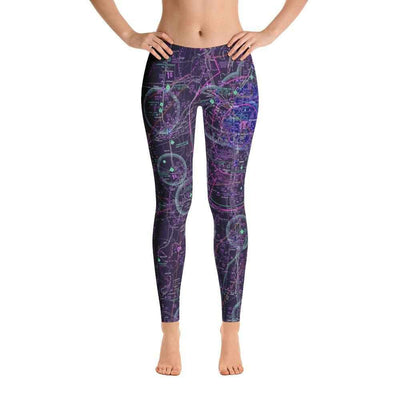 Memphis Sectional Leggings (Inverted)