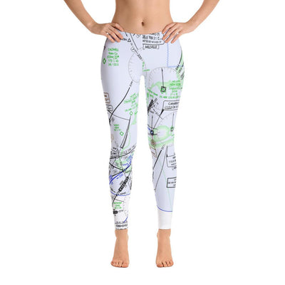 New York Low Altitude Leggings