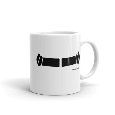 737 Cockpit Window Mug
