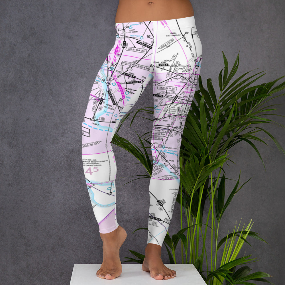 Los Angeles Low Altitude Leggings
