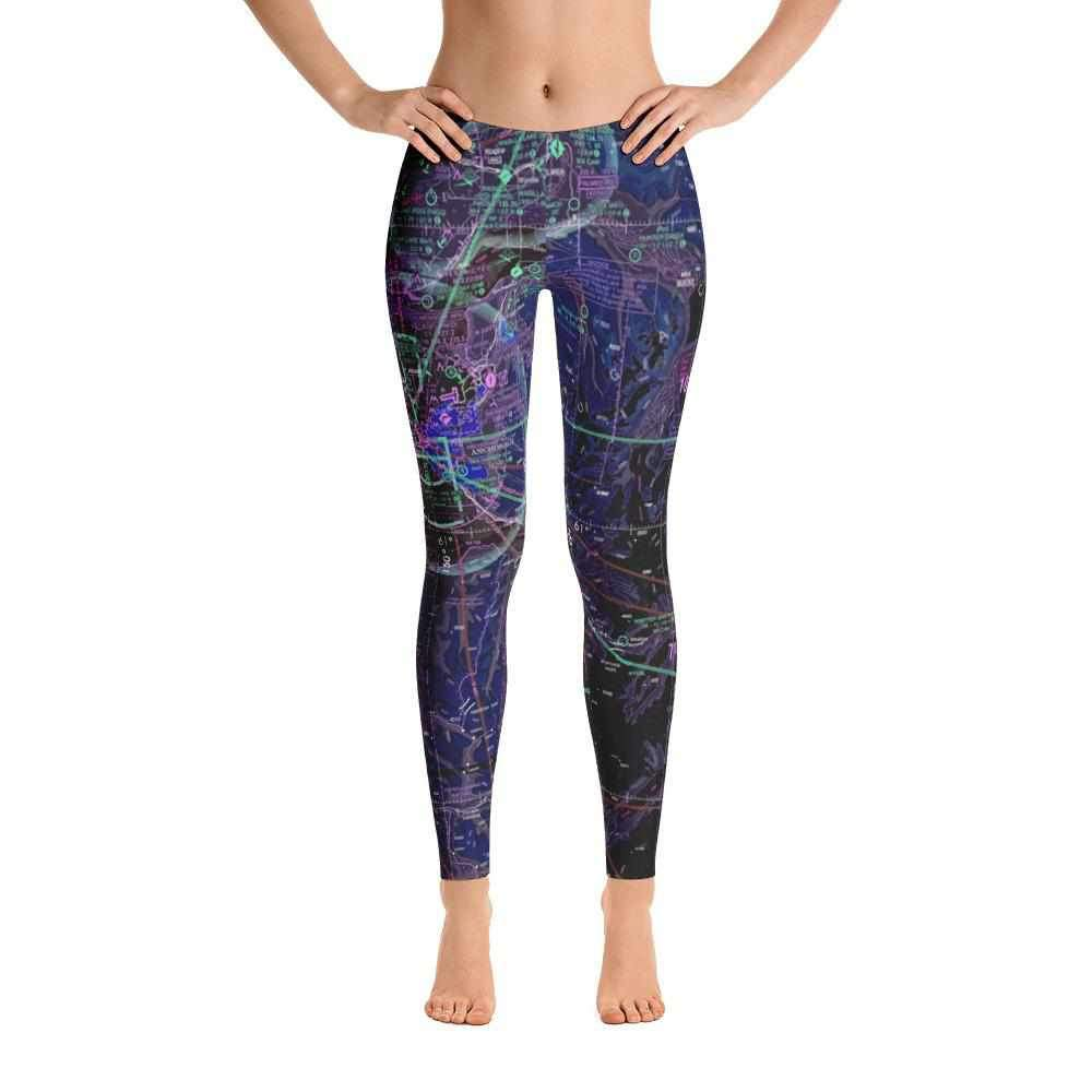 Anchorage Sectional Leggings (Inverted) - RadarContact - ATC Memes