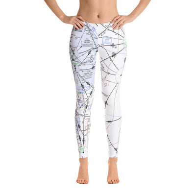 Denver Low Altitude Leggings - RadarContact - ATC Memes