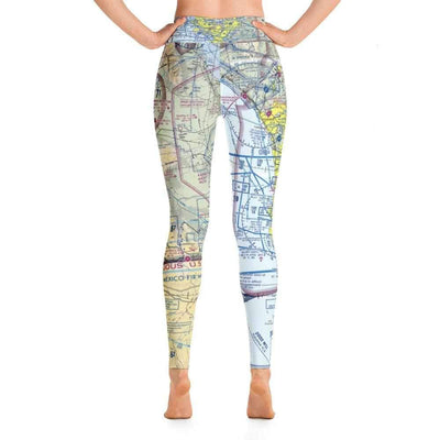 San Diego Sectional Yoga Leggings