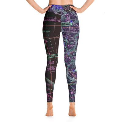 Milwaukee Sectional Yoga Leggings (Inverted)
