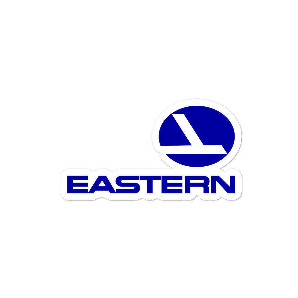 Retro Eastern Air Sticker - RadarContact