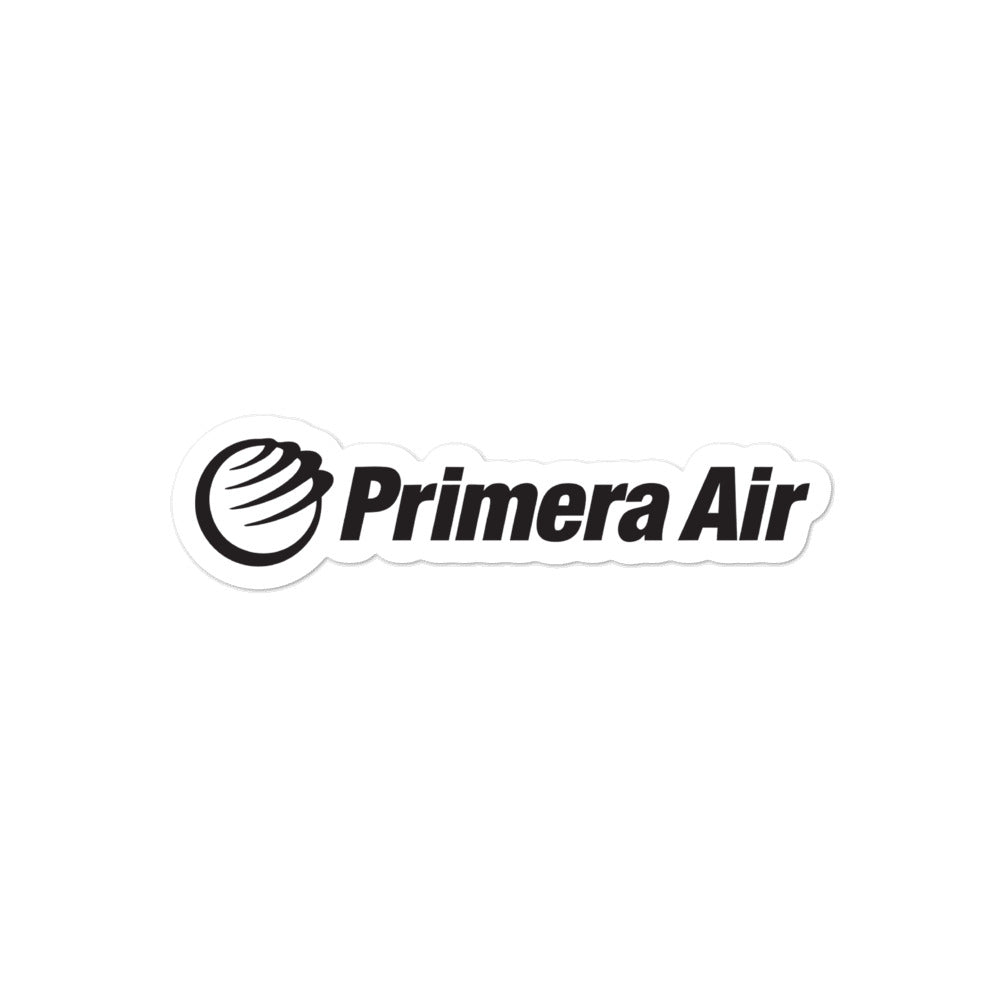 Retro Primera Air Sticker - RadarContact