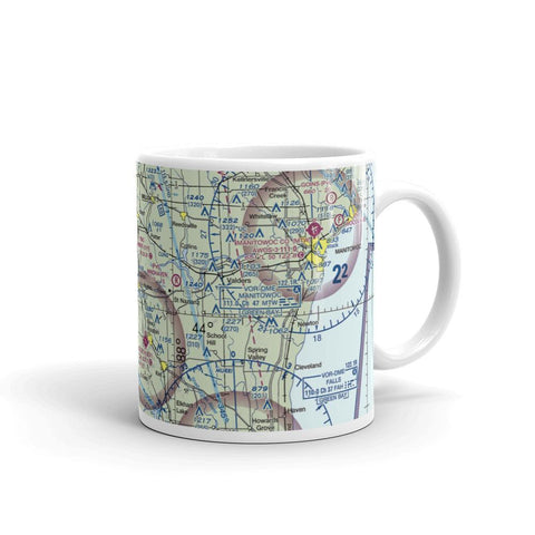Oshkosh Sectional Mug
