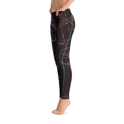 Miami Sectional Leggings (Inverted) - RadarContact