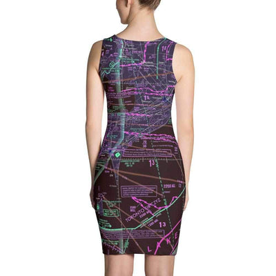 Detroit Sectional Dress (Inverted) - RadarContact - ATC Memes