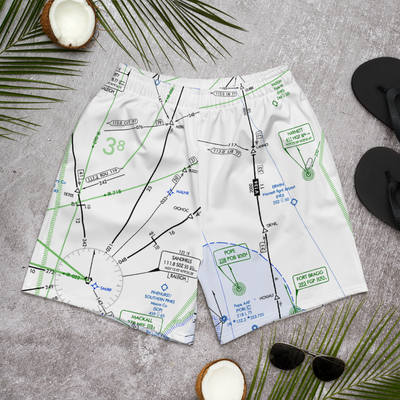 Make Your Own Men's Athletic Airspace Shorts