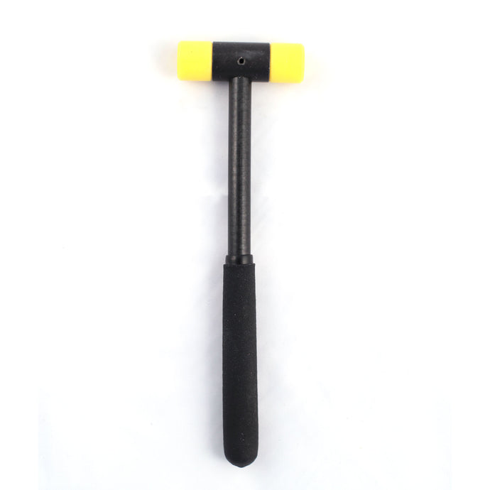 Replaceable tip hammers with acetal handles and cushion grips