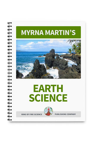 Earth Science Book by Myrna Martin - Kids Fun Science Bookstore