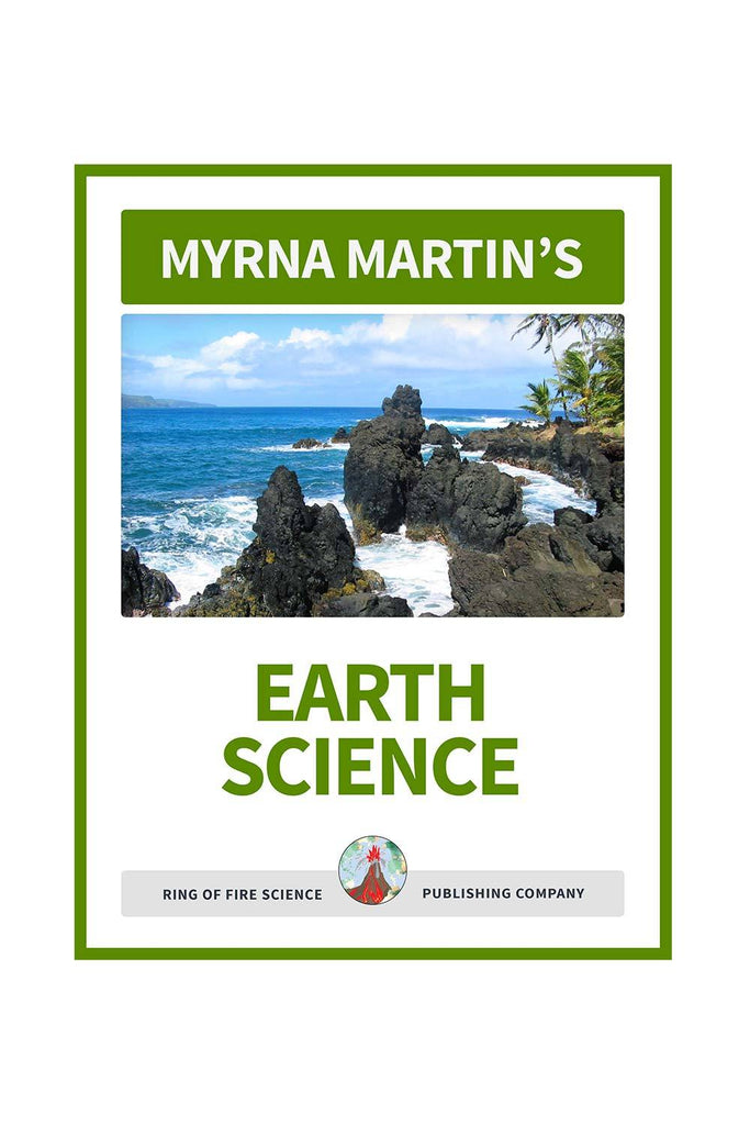 Earth Science e-Book by Myrna Martin - Kids Fun Science Bookstore