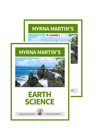 Earth Science e-Book Plus Teacher's Edition - Kids Fun Science Bookstore