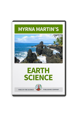 Earth Science Video by Myrna Martin - Kids Fun Science Bookstore