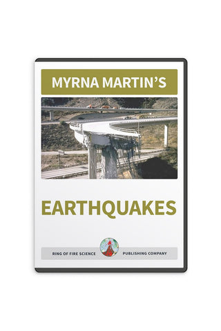 Earthquakes Video by Myrna Martin - Kids Fun Science Bookstore