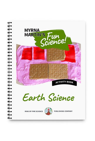 Fun Activity Book - Earth Science - Kids Fun Science Bookstore