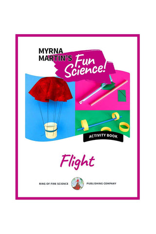 Fun Activity eBook - Flight - Kids Fun Science Bookstore