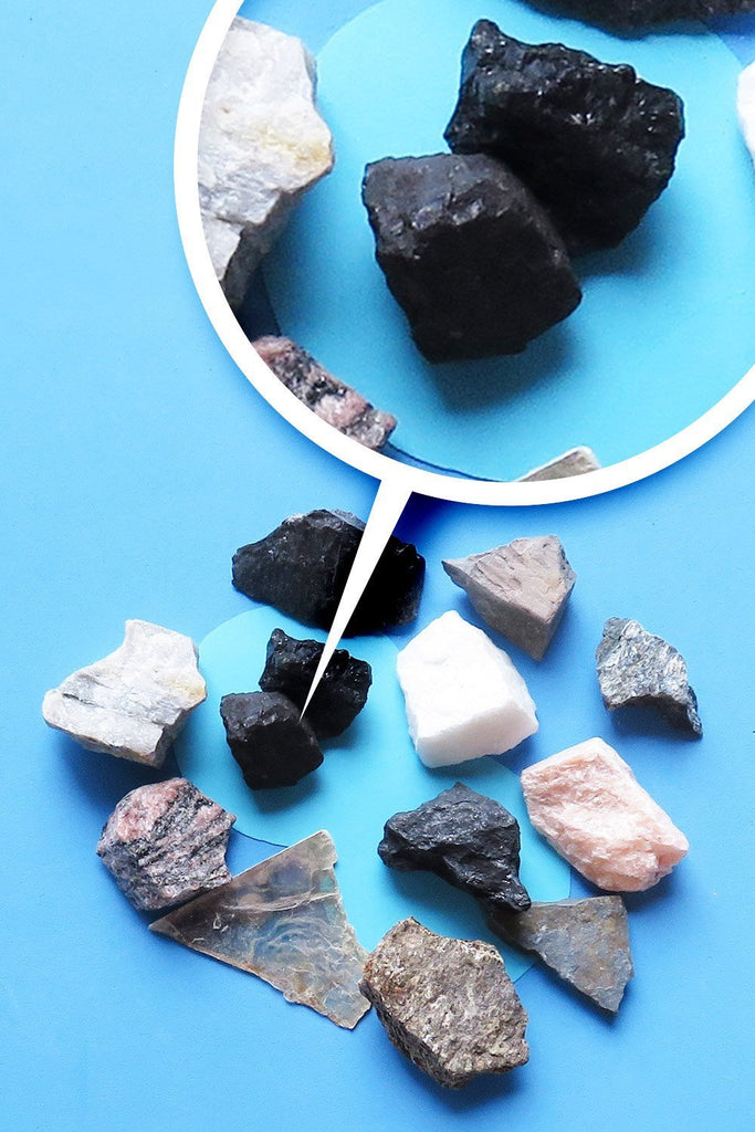 Metamorphic Rocks Set - Kids Fun Science Bookstore