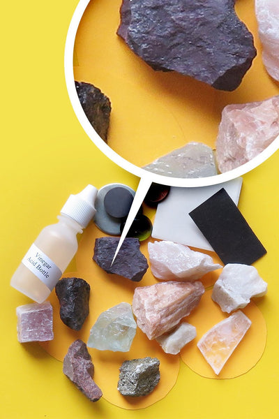 Minerals Rock Set - Kids Fun Science Bookstore