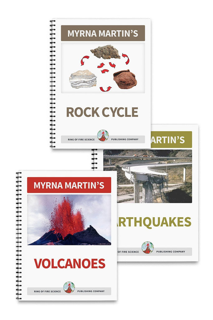 Modern Earth Science School Book Package - Kids Fun Science Bookstore