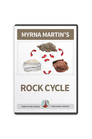 Rock Cycle Video by Myrna Martin - Kids Fun Science Bookstore