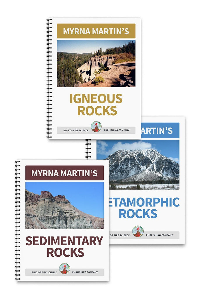 Rocks School Book Package - Kids Fun Science Bookstore