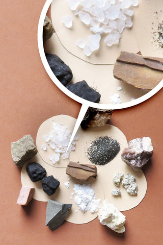 Sedimentary Rocks Set - Kids Fun Science Bookstore