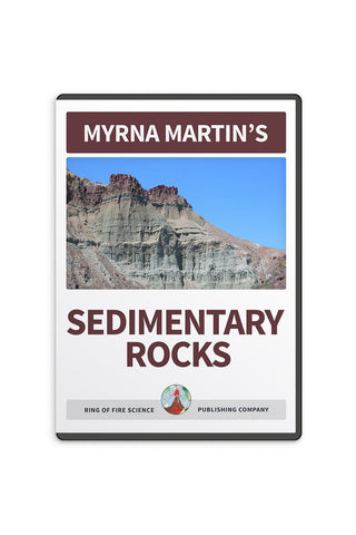Sedimentary Rocks Video by Myrna Martin - Kids Fun Science Bookstore