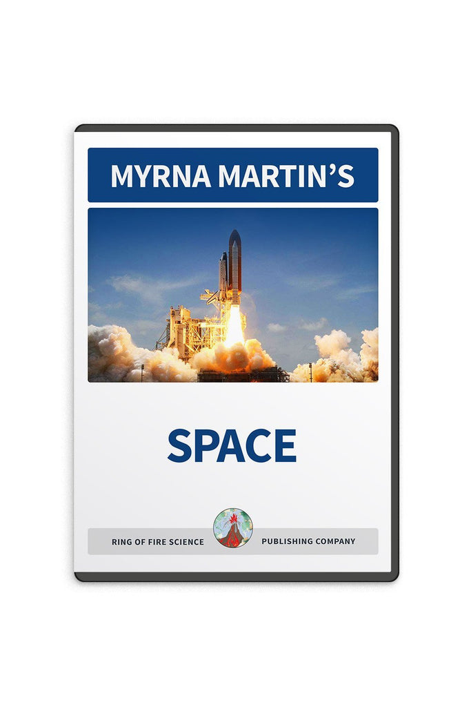 Space Video by Myrna Martin - Kids Fun Science Bookstore