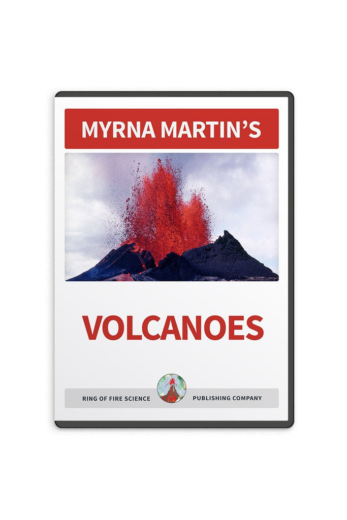 Volcanoes Video by Myrna Martin - Kids Fun Science Bookstore