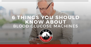 6 Things You Should Know About Blood Glucose Machines