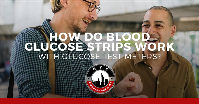 How Do Blood Glucose Strips Work with Glucose Test Meters?