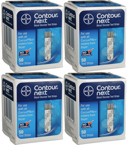 Bayer Contour Next Test Strips for sale from NYC Diabetes Supplies.