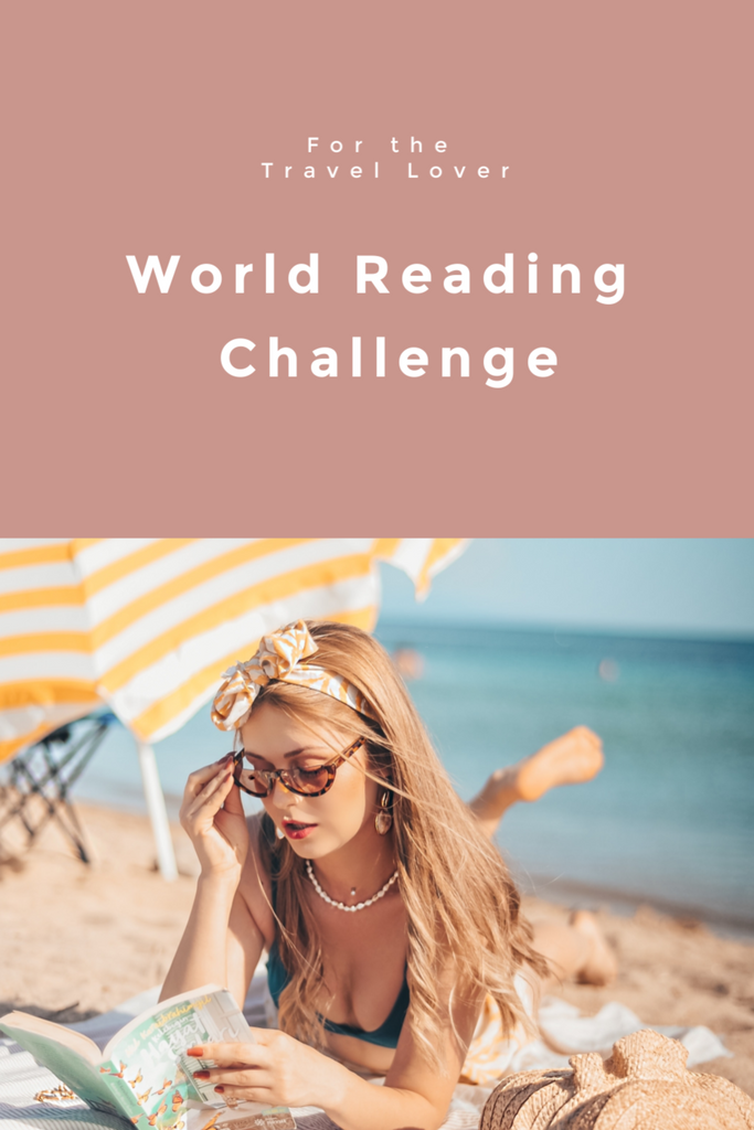 World Reading Challenge | The Perfect Quarantine Challenge for Travel Lovers