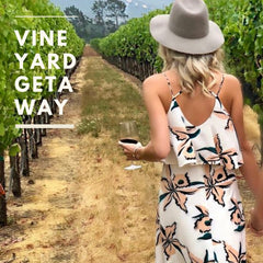 Pretty Little Trips Presents: Weekend Winery Getaway