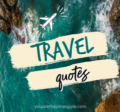 Travel Quotes for Instagram Captions
