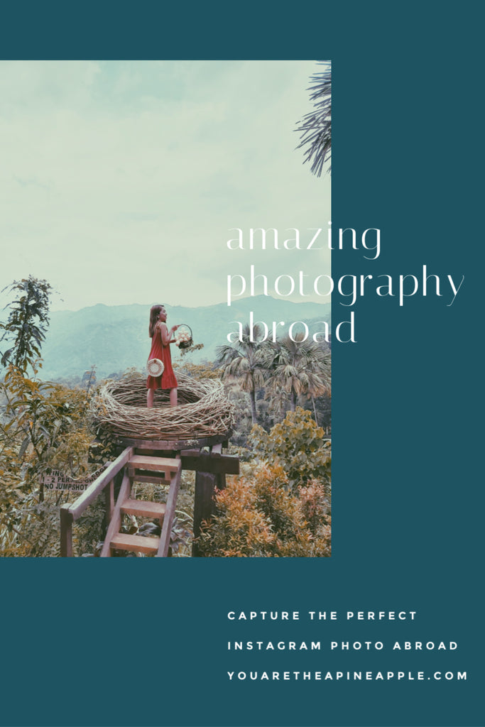 How to Get the Perfect Photo Abroad Without an Instagram Husband: There's an App for That!