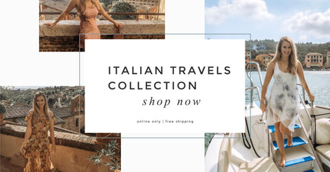 elle gee italian travels collection