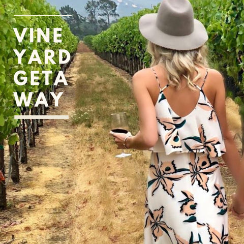 vineyard fashion trip