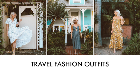 travel fashion outfits