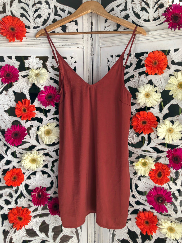 Traveler Pursuit Dress in Red